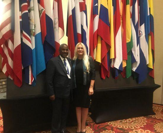 Presidente UIA Union Internacional de Abogados