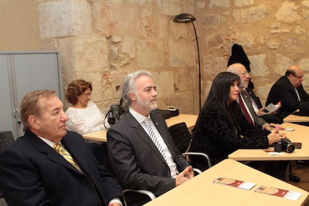 Visita a la Universidad de Salamanca y a la Fundación de la Universidad de Salamanca, 2017