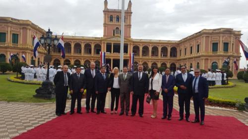 REUNIÓN DE CONSEJO Y SEMINARIO INTERNACIONAL EN PARAGUAY - 2019