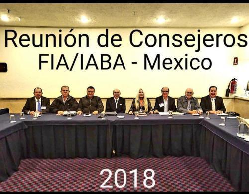 Reunión Consejo Mexico 2018